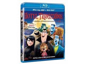 Hotel Transylvánie (Blu-ray 3D + Blu-ray 2D)