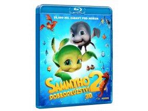 Sammyho dobrodružství 2 (Blu-ray 3D + 2D)