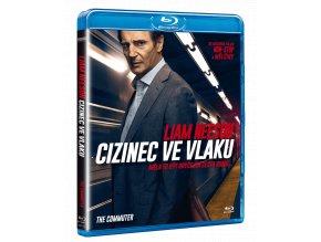 Cizinec ve vlaku (Blu-ray)