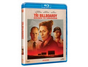 Tři billboardy kousek za Ebbingem (Blu-ray)