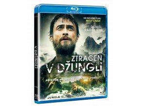Ztracen v džungli (Blu-ray)