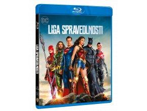 Liga spravedlnosti (Blu-ray)
