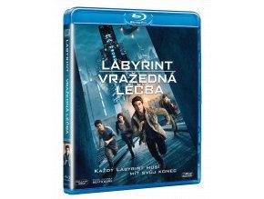 Labyrint: Vražedná léčba (Blu-ray)