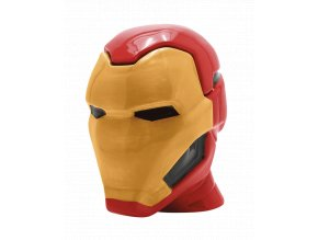 Měnící se 3D Hrnek Marvel: Iron Man (450 ml)