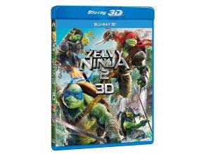 Želvy Ninja 2  (3D)