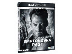 Smrtonosná past (4k Ultra HD Blu-ray + Blu-ray)
