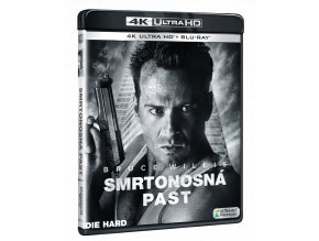 Smrtonosná past (4k Ultra HD Blu-ray + Blu-ray)