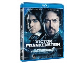 Victor Frankenstein (Blu-ray)