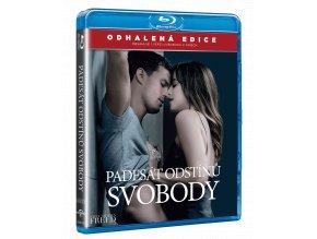 Padesát odstínů svobody (Blu-ray, Necenzurovaná i původní verze)