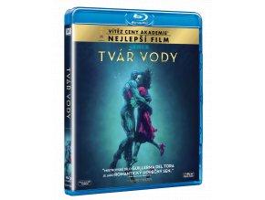 Tvář vody (Blu-ray)