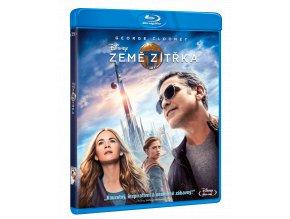 Země zítřka (Blu-ray)