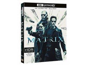 Matrix (4k Ultra HD Blu-ray + 2x Blu-ray)