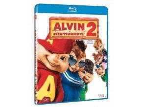 Alvin a Chipmunkové 2 (Blu-ray)