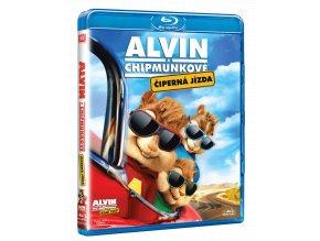 Alvin a Chipmunkové: Čiperná jízda (Blu-ray)