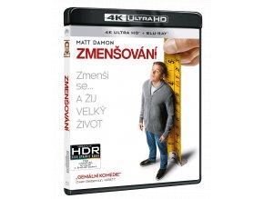 Zmenšování (4k Ultra HD Blu-ray + Blu-ray)
