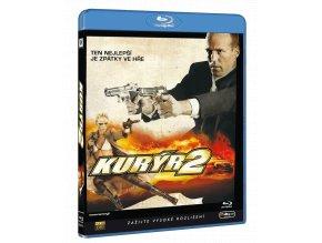 Kurýr 2 (Blu-ray)