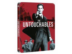 Neúplatní (Blu-ray, Steelbook)