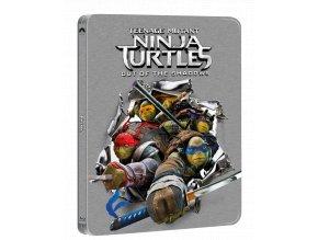 Želvy Ninja 2  (Steelbook, 3D)
