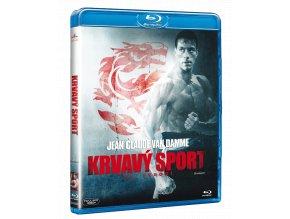Krvavý sport (Blu-ray)