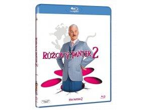 Růžový panter 2 (Blu-ray)