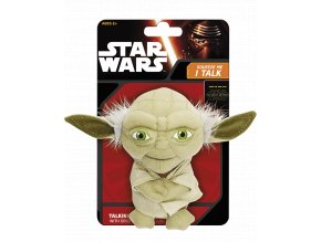 Klíčenka Star Wars: Mluvící Yoda