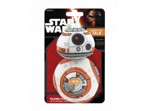 Mluvící klíčenka Star Wars: BB8