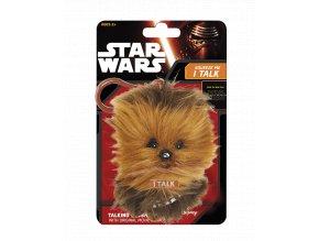 Mluvící klíčenka Star Wars: Chewbacca