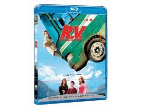 Rodinná dovolená a jiná neštěstí (Blu-ray)