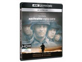 Zachraňte vojína Ryana (4k Ultra HD Blu-ray)