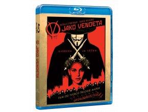 V jako Vendeta (Blu-ray)