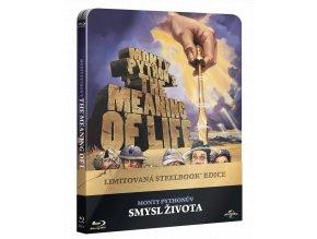 Monty Pythonův Smysl života (Blu-ray, Steelbook)