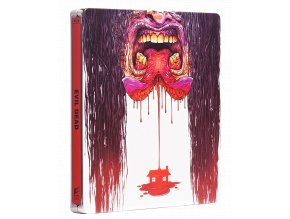 evil dead lesni duch blu ray steelbook