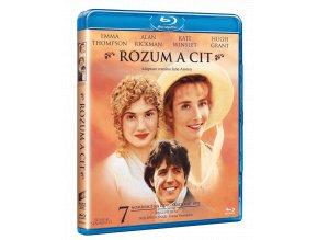 Rozum a cit (Blu-ray)