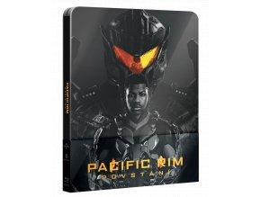 Pacific Rim: Povstání (Blu-ray, Steelbook)