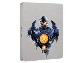pacific rim povstani blu ray 3d steelbook