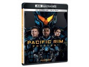 Pacific Rim: Povstání (4k Ultra HD Blu-ray)
