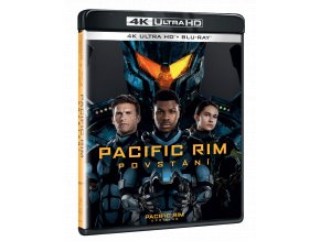 Pacific Rim: Povstání (4k Ultra HD Blu-ray)