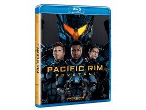 Pacific Rim: Povstání (Blu-ray)