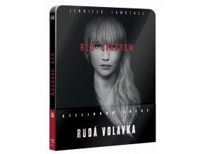 Rudá volavka (Blu-ray)