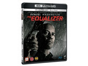 Equalizer (4k Ultra HD Blu-ray + Blu-ray)