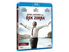 Řek Zorba (Blu-ray)