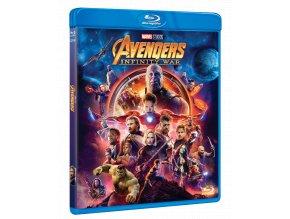 Avengers: Infinity War (Blu-ray)