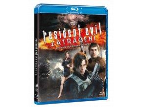Resident Evil: Zatracení (Blu-ray)