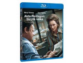 Akta Pentagon: Skrytá válka (Blu-ray)