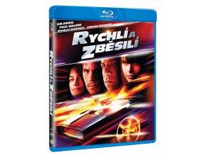 Rychlí a zběsilí (Blu-ray)