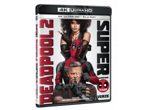 Deadpool 2 (4k Ultra HD Blu-ray + Blu-ray)