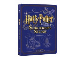 Harry Potter a Kámen mudrců  (Steelbook)