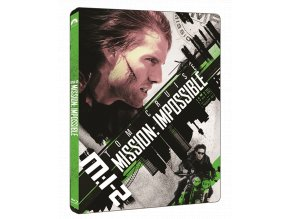 Mission: Impossible 2 (4k Ultra HD Blu-ray + Blu-ray, Steelbook)