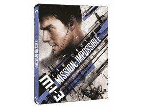 Mission: Impossible III (4k Ultra HD Blu-ray + Blu-ray, Steelbook)