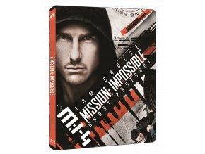 Mission: Impossible - Ghost Protocol (4k Ultra HD Blu-ray + Blu-ray, Steelbook)